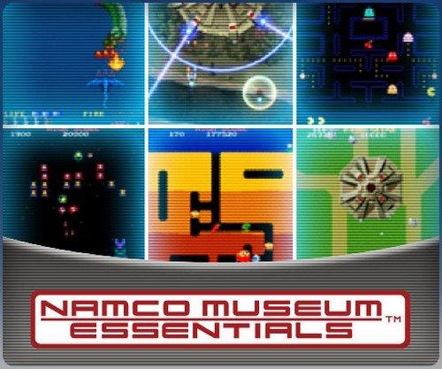 Namco Museum Essentials